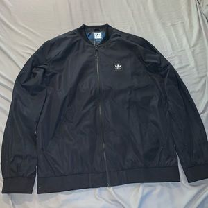 Adidas Unschooled Lightweight Black Jacket
